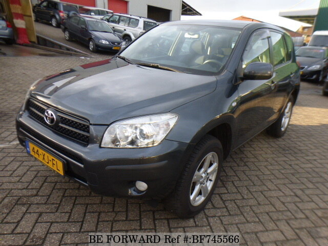 Used 2007 TOYOTA RAV4 BF745566 For Sale