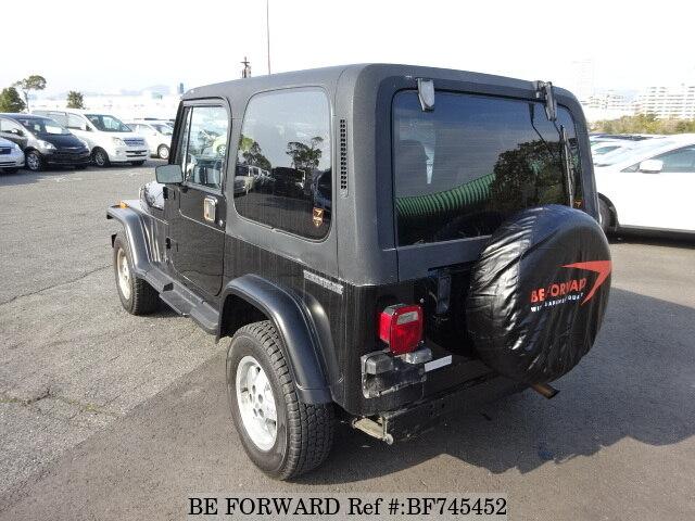 1990 jeep wrangler l h8c d 39 occasion en promotion bf745452. Black Bedroom Furniture Sets. Home Design Ideas