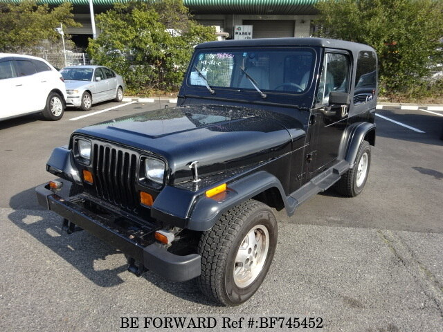 Used 1990 JEEP WRANGLER/L-H8C for Sale BF745452 - BE FORWARD