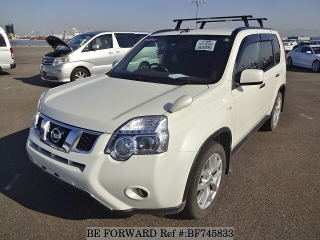 Used 2011 nissan x trail 20gtlda dnt31 for sale bf745833 be forward used 2011 nissan x trail bf745833 for sale fandeluxe Choice Image
