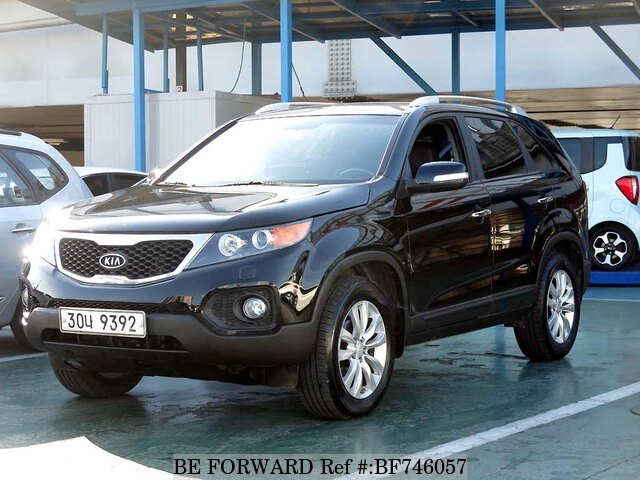 used 2010 kia sorento for sale bf746057 be forward. Black Bedroom Furniture Sets. Home Design Ideas