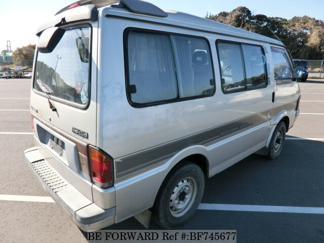 Used 1993 MAZDA BONGO WAGON/Q-SSF8R for Sale BF745677 - BE ...