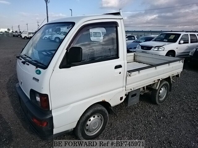 used 1997 mitsubishi minicab truck v u42t for sale bf745971 be forward rh beforward jp Mitsubishi Water Pump Diagram Mitsubishi U42T Parts