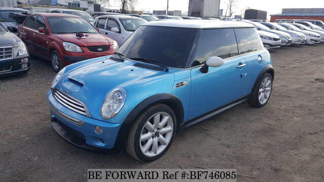 Used 2005 Mini Cooper S For Sale Bf746085 Be Forward