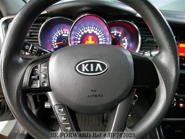 2010 kia k5 optima d 39 occasion en promotion bf747023 be. Black Bedroom Furniture Sets. Home Design Ideas