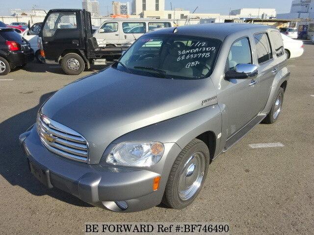 Used 2007 Chevrolet Hhr 1lt For Sale Bf746490 Be Forward