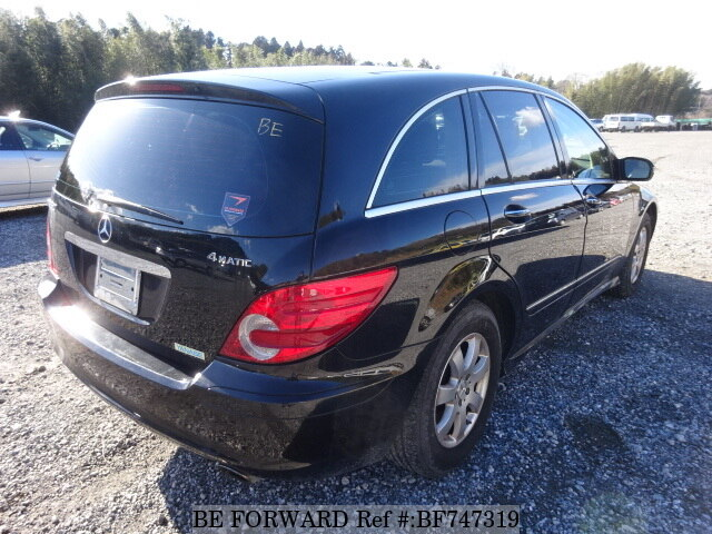 Used 2006 mercedes benz r class r350 4matic dba 251065 for for Mercedes benz r350 used for sale