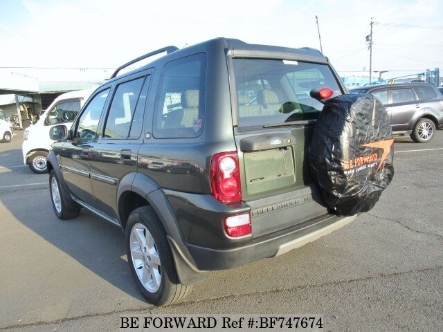 2006 land rover freelander gh ln25 d 39 occasion en promotion. Black Bedroom Furniture Sets. Home Design Ideas
