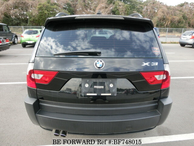 2005 bmw x3 gh pa25 d 39 occasion en promotion bf748015 be forward. Black Bedroom Furniture Sets. Home Design Ideas