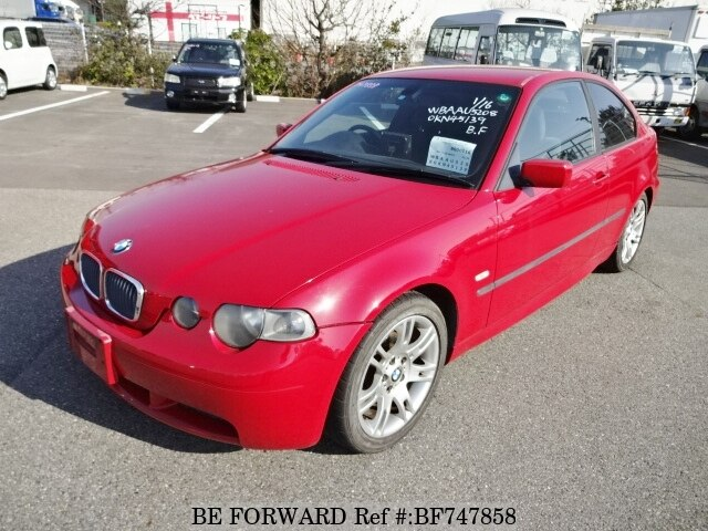 Used 2003 BMW 3 SERIES 318TI M SPORTS/GH-AU20 for Sale BF747858 - BE ...