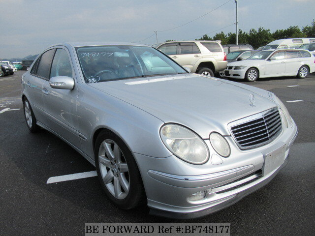 2003 mercedes benz e class e320 avantgarde gh 211065c d for Mercedes benz 2003 e320
