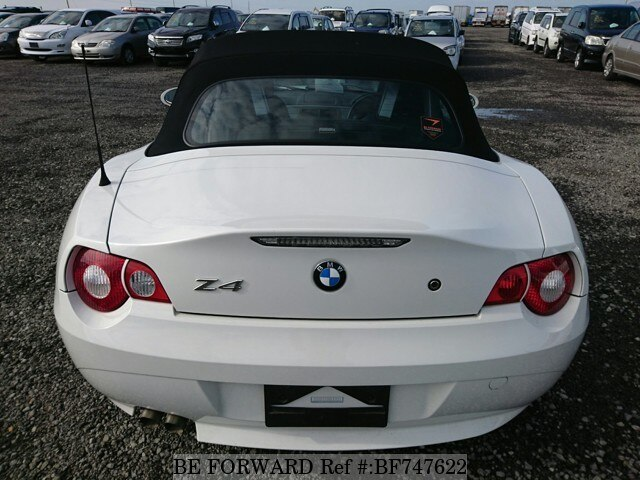 Used 2004 Bmw Z4 2 2i Gh Bt22 For Sale Bf747622 Be Forward