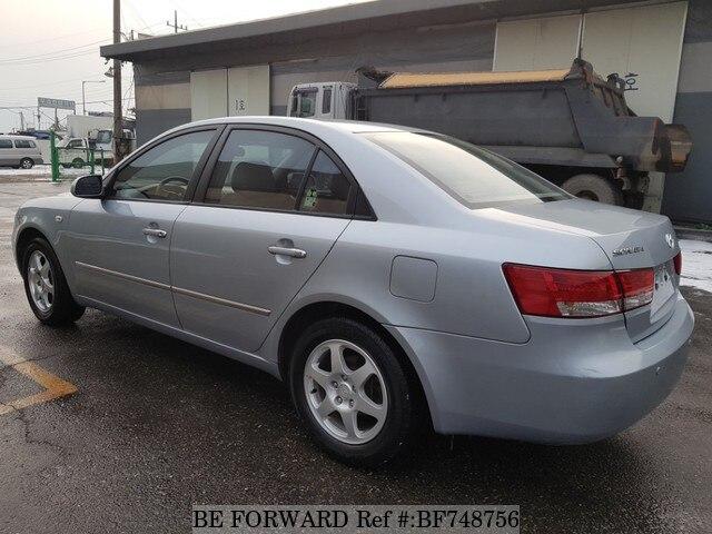 Used 2005 Hyundai Sonata For Sale Bf748756 Be Forward
