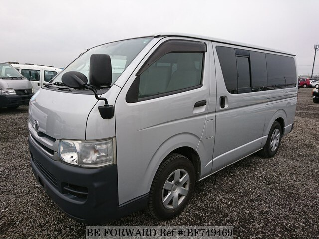 882e134b38 Used 2008 TOYOTA HIACE VAN DX POWER LIFT CBF-TRH200V for Sale ...