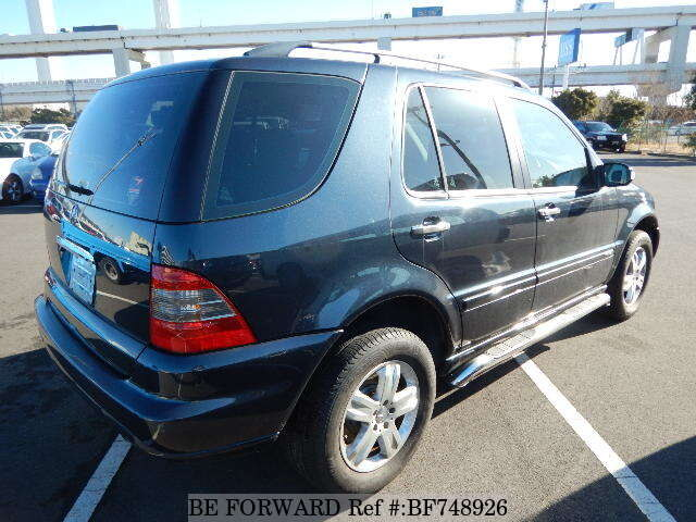 2005 mercedes benz m class ml350 special edition gh 163157 for 2005 mercedes benz suv for sale
