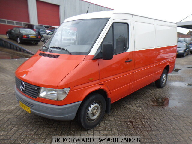 e777c59d48d506 Used 1998 MERCEDES-BENZ SPRINTER 312 for Sale BF750088 - BE FORWARD
