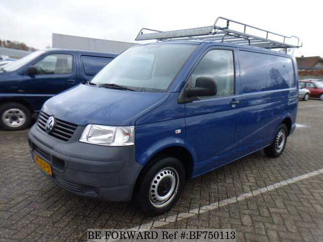 a366c7d2f6 Used 2007 VOLKSWAGEN TRANSPORTER TDi for Sale BF750113 - BE FORWARD