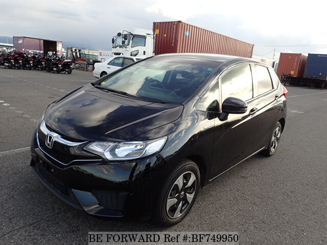 Used 2015 HONDA FIT HYBRID F PACKAGE/DAA-GP5 for Sale BF749950 - BE ...