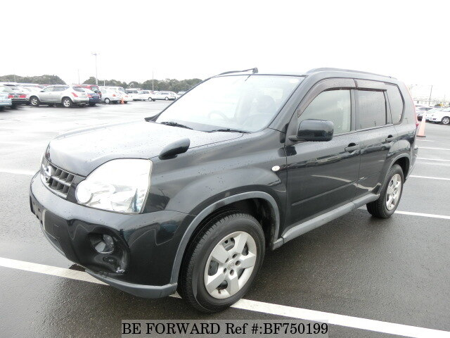 Used 2008 nissan x trail 20sdba t31 for sale bf750199 be forward used 2008 nissan x trail bf750199 for sale fandeluxe Gallery