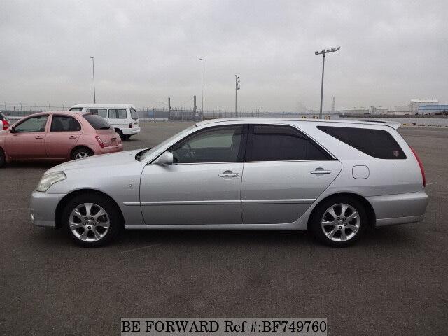 Used 2007 Toyota Mark Ii Blit 2 0ir Ta Gx110w For Sale