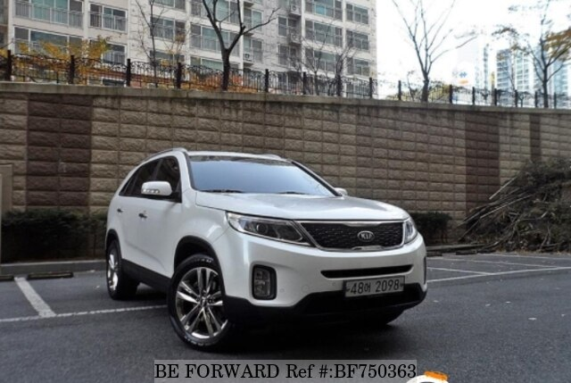 used 2014 kia sorento d4ha for sale bf750363 be forward. Black Bedroom Furniture Sets. Home Design Ideas