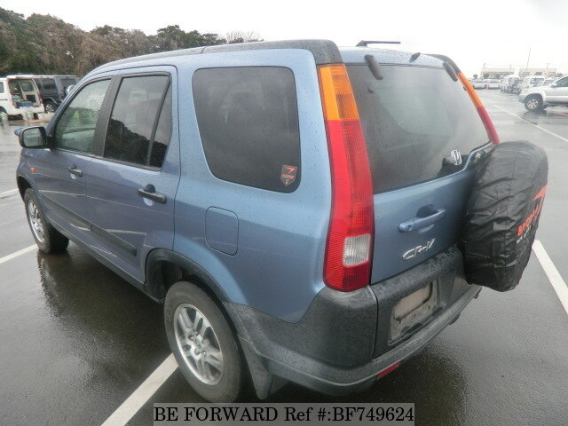 Used 2002 honda cr v performa il la rd5 for sale bf749624 for 2002 honda accord window off track
