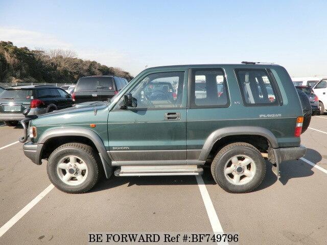 1996 isuzu bighorn xs praisir short  kd ubs69dw usados en Isuzu Pup Diesel Big Horn Isuzu Diesel Engine