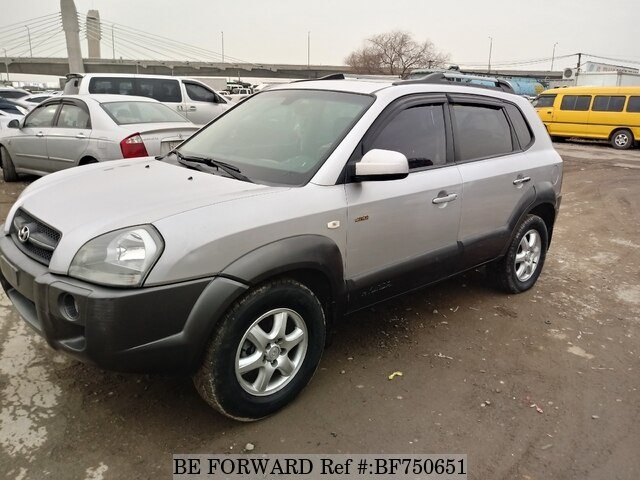 used 2006 hyundai tucson lmx20 for sale bf750651 be forward. Black Bedroom Furniture Sets. Home Design Ideas