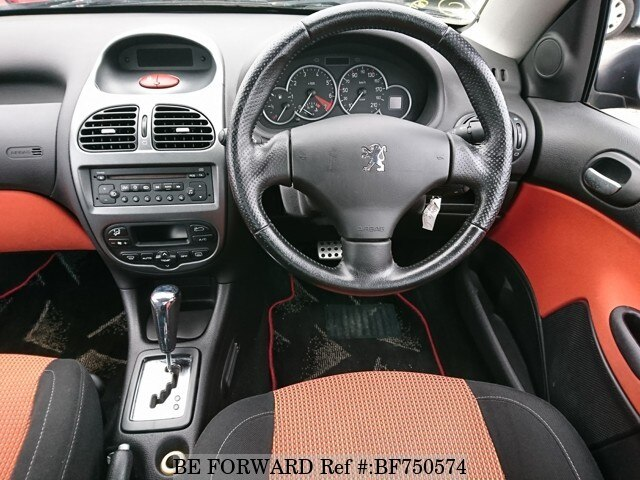 Used 2005 Peugeot 206 Cc Color Linegh A206cc For Sale Bf750574 Be