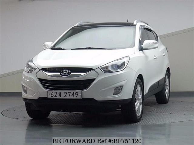 used 2010 hyundai tucson premier lx20 for sale bf751120 be forward. Black Bedroom Furniture Sets. Home Design Ideas