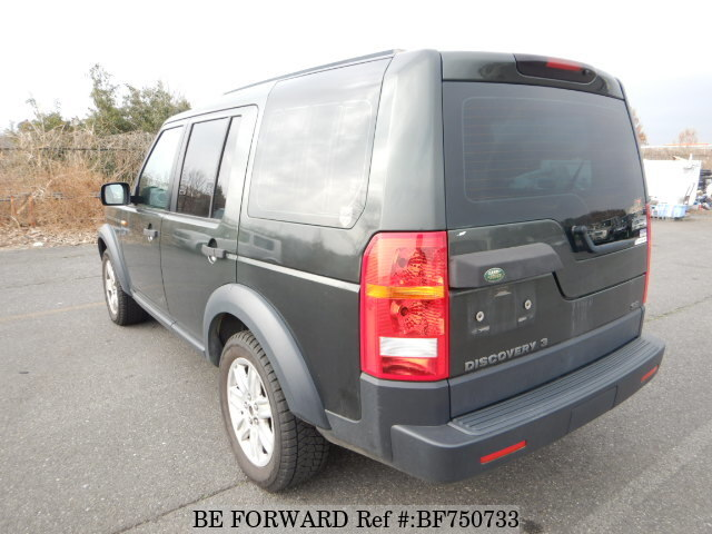 2007 land rover discovery 3 se aba la40a d 39 occasion en promotion bf750733 be forward. Black Bedroom Furniture Sets. Home Design Ideas