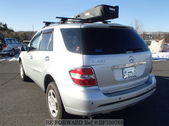 2005 mercedes benz m class ml350 dba 164186 d 39 occasion en for 2005 mercedes benz suv for sale