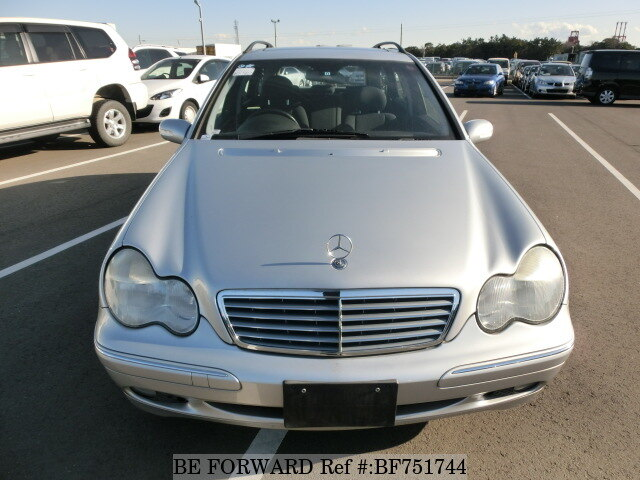 Used 2002 mercedes benz c class c200 gh 203245 for sale for 2002 mercedes benz c class wagon