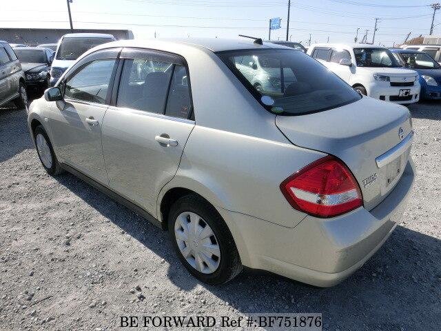 Used 2006 Nissan Tiida Latio 18g Dba Sjc11 For Sale