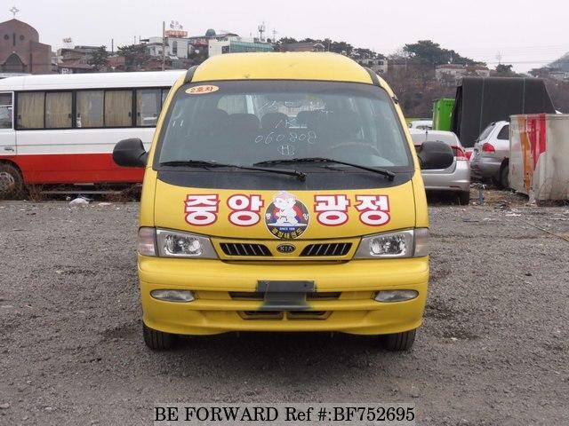 2001 kia pregio usados en venta bf752695 be forward for Sillas para kia pregio