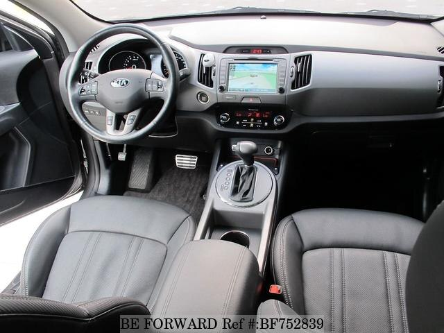 2014 kia sportage prestige d 39 occasion en promotion bf752839 be forward. Black Bedroom Furniture Sets. Home Design Ideas