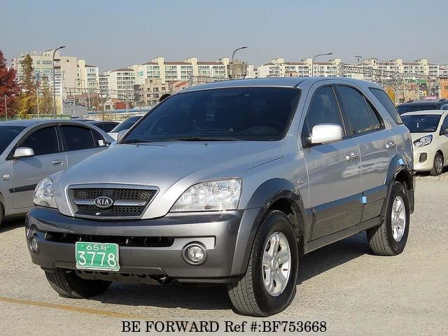 used 2006 kia sorento lx for sale bf753668 be forward. Black Bedroom Furniture Sets. Home Design Ideas