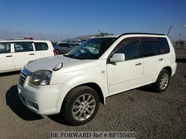used 2003 nissan x trail axis ua nt30 for sale bf755435 be forward. Black Bedroom Furniture Sets. Home Design Ideas