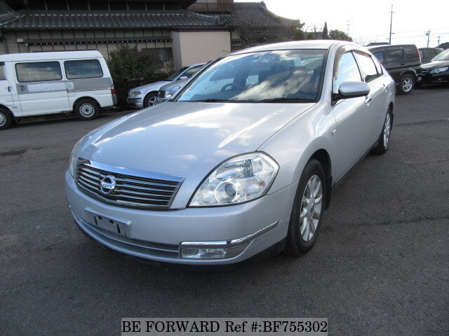 Used 2006 nissan teanacba j31 for sale bf755302 be forward used 2006 nissan teana bf755302 for sale fandeluxe Images