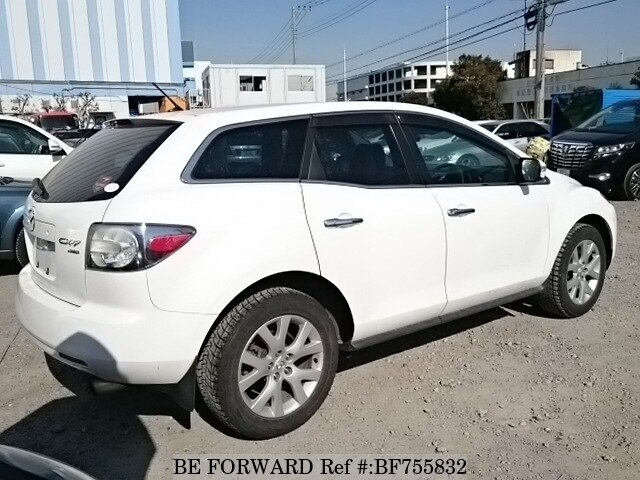 Used 2007 MAZDA CX 7 CRUISING PACKAGE CBA ER3P For Sale BF755832