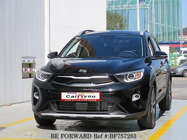 used 2017 kia stonic prestige for sale bf757283 be forward. Black Bedroom Furniture Sets. Home Design Ideas