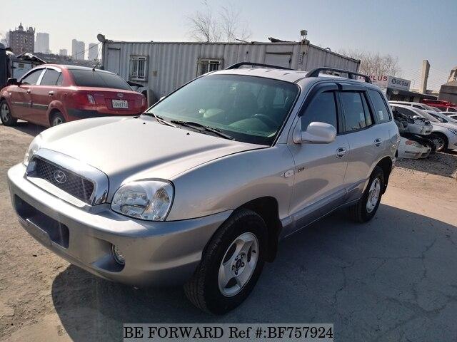 About This 2003 HYUNDAI Santa Fe (Price:$1,750)