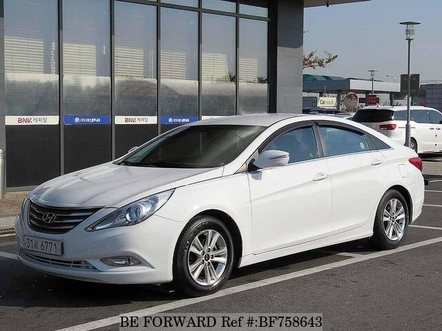 Superior Used 2011 HYUNDAI SONATA BF758643 For Sale