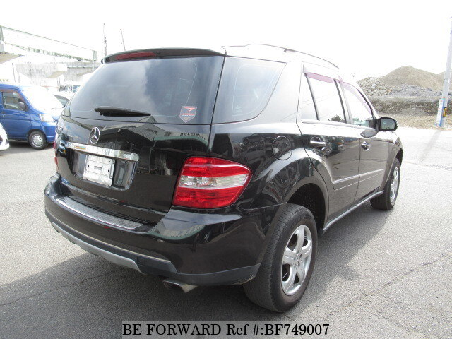 Used 2005 mercedes benz m class ml350 4matic dba 164186 for 2005 mercedes benz suv for sale