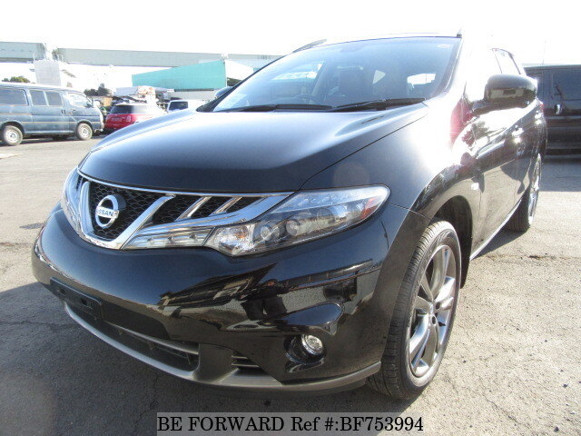 About This 2013 NISSAN Murano (Price:$8,292)