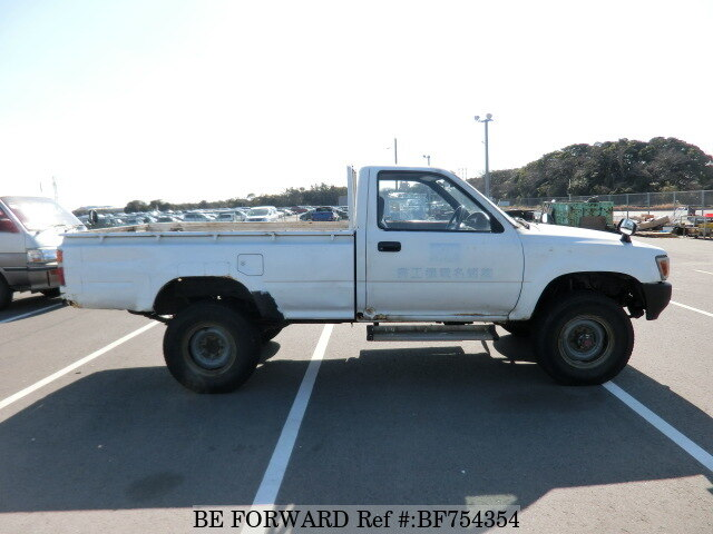 Used 1989 TOYOTA HILUX/S-LN106 for Sale BF754354 - BE FORWARD