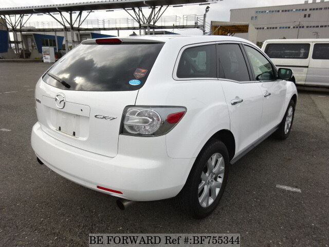 Used 2007 MAZDA CX 7 CBA ER3P For Sale BF755344