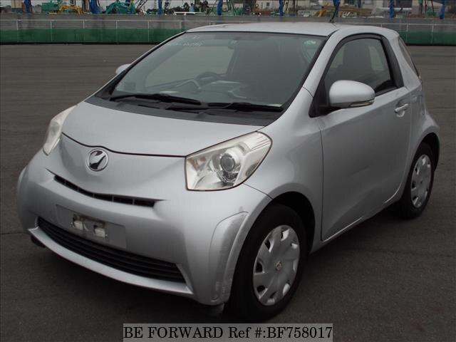 Toyota iq usado