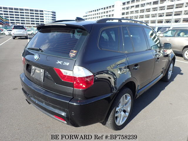 2009 bmw x3 2 5si m sports aba pc25 d 39 occasion en promotion bf758239 be forward. Black Bedroom Furniture Sets. Home Design Ideas