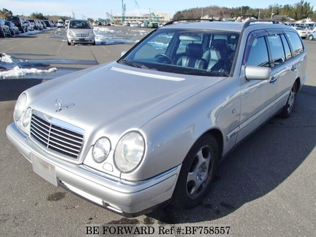 Used 1999 Mercedes Benz E Class E320 Avantgarde Gf 210265 For Sale Bf758557 Be Forward